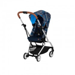 Poussette Cybex Eezy S Twist Trust Blue - Fashion Edition