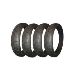 4 Neumáticos 12x2.50-9 Berg...