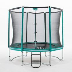 JUMP 250 trampolim com escada