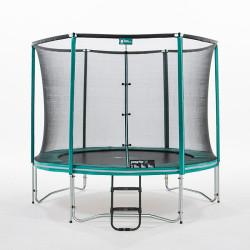 JUMP 300 trampolim com escada