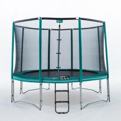 JUMP 360 trampolim com escada
