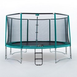 JUMP 430 trampolim com escada