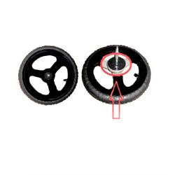 Black Rear Wheel for Baby...