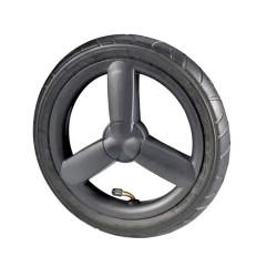 Carrinho de rodas da roda...