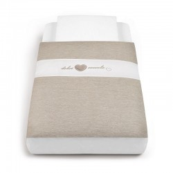 CAM Cullami Beige Bed Set -...