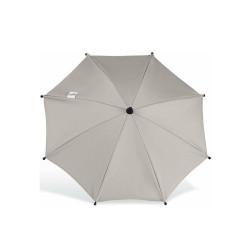 beige parasol