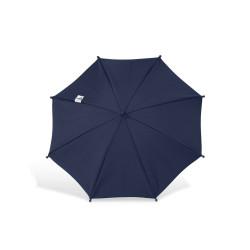guarda-chuva azul