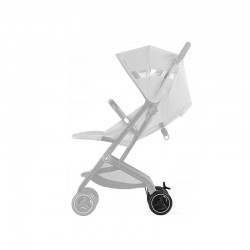 GB 4 Rear Wheels Stroller Qbit