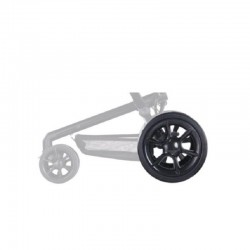 Quinny Moodd Stroller Left...