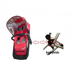 Hammock Red Safety 1st...