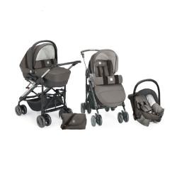 Cam Tris 3 em 1 Stroller...
